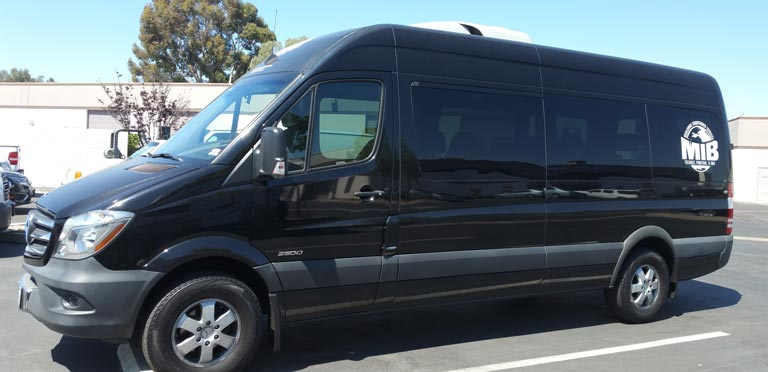 Shuttle Service MIB Transportation Services