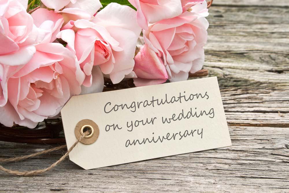 Romantic ways of celebrating your wedding anniversary san
