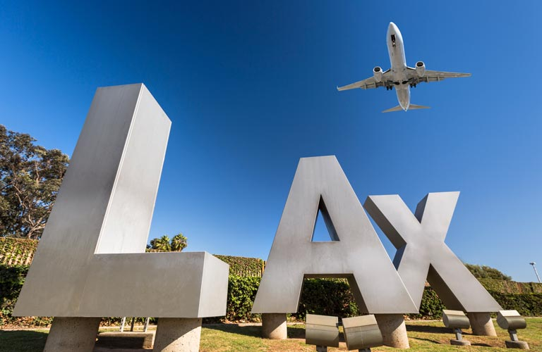 LAX Airport Shuttle Service