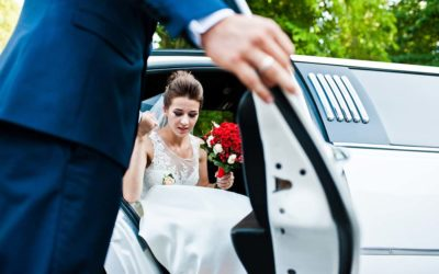 Important Items You Must Have in Your Wedding Limo