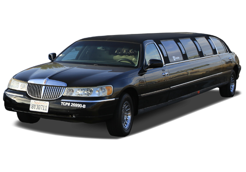 Lincoln Stretch Limo Black
